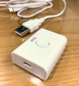 GelMe1 (ジェルミーワン) USB・LEDライトMINI 外観